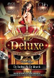 Sexplosion Party – Premium Club flyer PSD Template