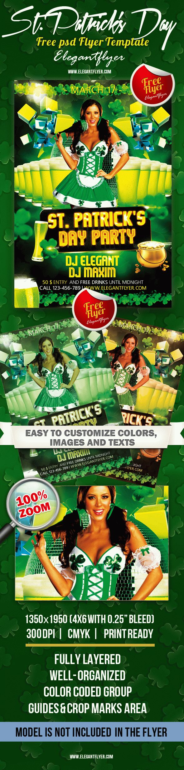 Party for St. Patrick's Day
