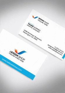 BUSINESS CARD – Double Sided