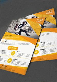 CUSTOM FLYER DESIGN – DOUBLE SIDED