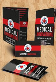 Free Medical Tri-Fold Brochure Pack