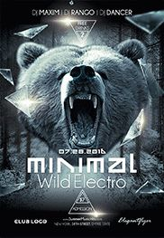 Smallpreview_Minimal_Wild_Electro-flyer-psd-template-facebook-cover