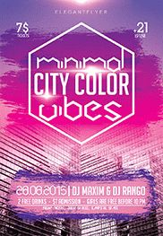 Smallpreview_Minimal_City_Color_Vibes-flyer-psd-template-facebook-cover