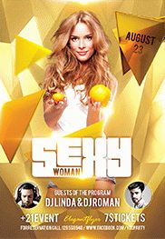 Smallpreview_Sexy_Woman-flyer-psd-template-facebook-cover