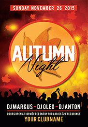 Smallpreview_Autumn_Night-flyer-psd-template-facebook-cover