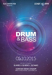Smallpreview_Drum_Bass_Electro_Music-flyer-psd-template-facebook-cover
