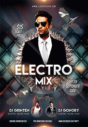 Smallpreview_Electro_Mix-flyer-psd-template-facebook-cover
