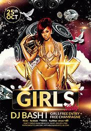 Smallpreview_Girls_Party-flyer-psd-template-facebook-cover