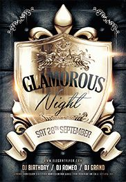 Smallpreview_Glamorous_Night-flyer-psd-template-facebook-cover