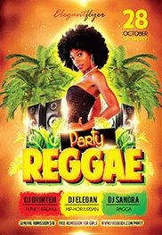 Smallpreview_Reggae_Party-flyer-psd-template-facebook-cover