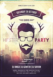 Smallpreview-Hipster_Party-psd-template-facebook-cover