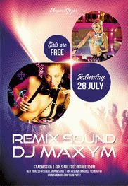 Smallpreview_Remix_Sound_Party-flyer-psd-template-facebook-cover