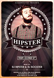 Smallpreview_Hipsters_Party-psd-template-facebook-cover