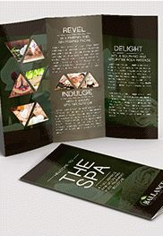 Business – Tri-Fold Brochure  PSD Template