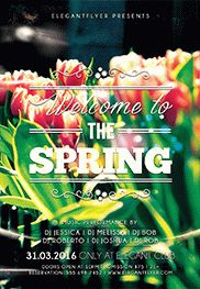 Smallpreview_Welcome_to_the_Spring-flyer-psd-template-facebook-cover