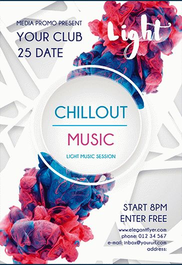 Chillout_Smallpreview_flyer_psd_template_facebook_cover