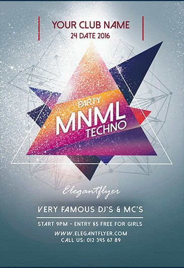 Minimal_Party_Smallpreview_flyer_psd_template_facebook_cover