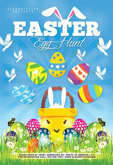 Smallpreview-Easter_Egg_Hunt-flyer-psd-template-facebook-cover