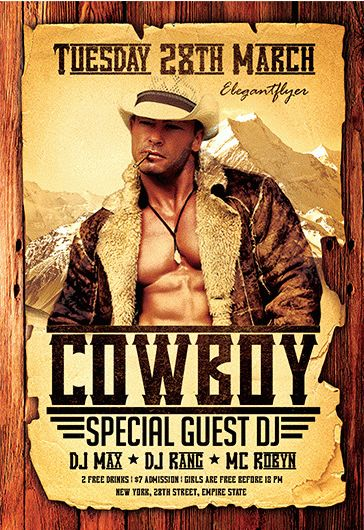 Smallpreview-Special_Guest_DJ_Cowboy-flyer-psd-template-facebook-cover