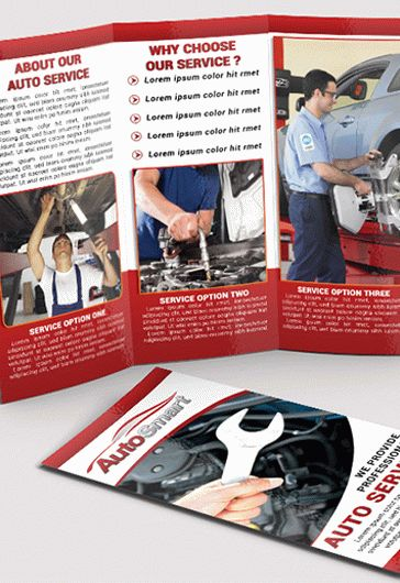 It software free psd tri fold psd brochure template by for Automobile brochure design