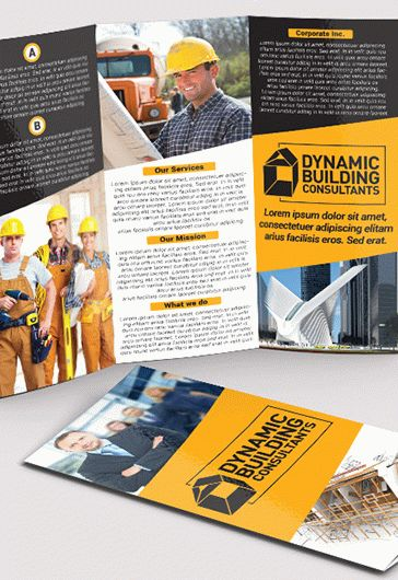 Smallpreview_Building_Agency_Tri-Fold_Brochure-psd-template