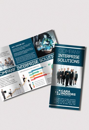 Brochure for Solutions Company
