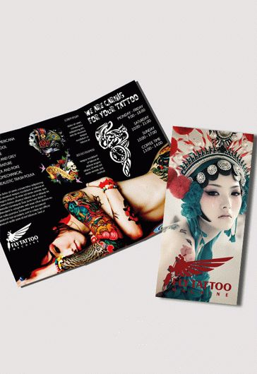 tattoo salon premium tri