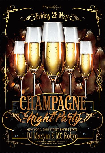 Smallpreview_Champagne_Night_Party_flyer_psd_template_facebook_cover