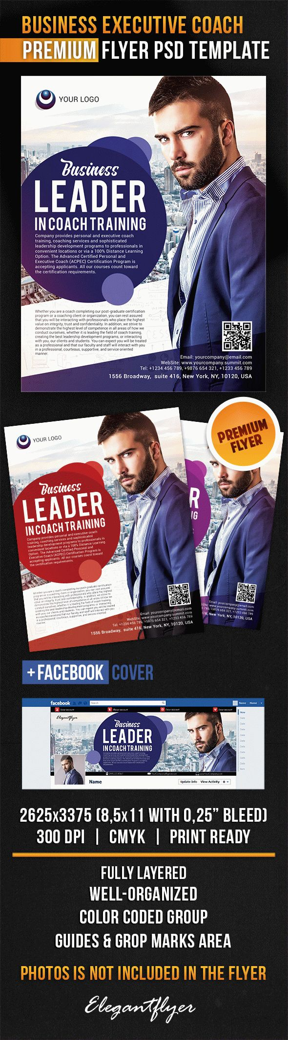 Business executive coach flyer psd template facebook cover business executive coach flyer psd template facebook cover pronofoot35fo Image collections