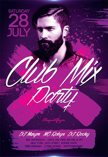 Smallpreview_Club_Mix_Party_flyer_psd_template_facebook_cover