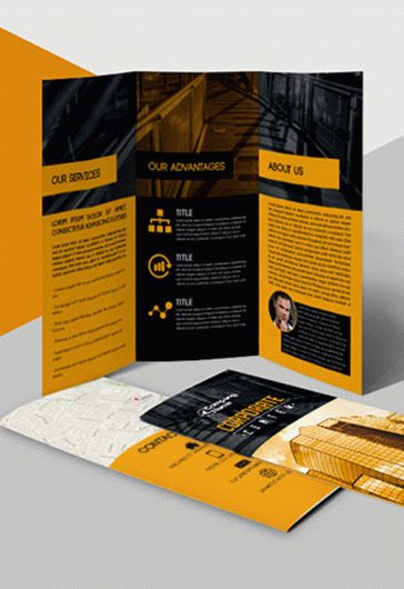 Private Flights – Free Business Card Templates PSD