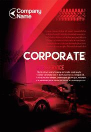 Corporate V02 – Flyer PSD Template + Facebook Cover