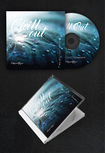 Chill Out Music – Cd Cover