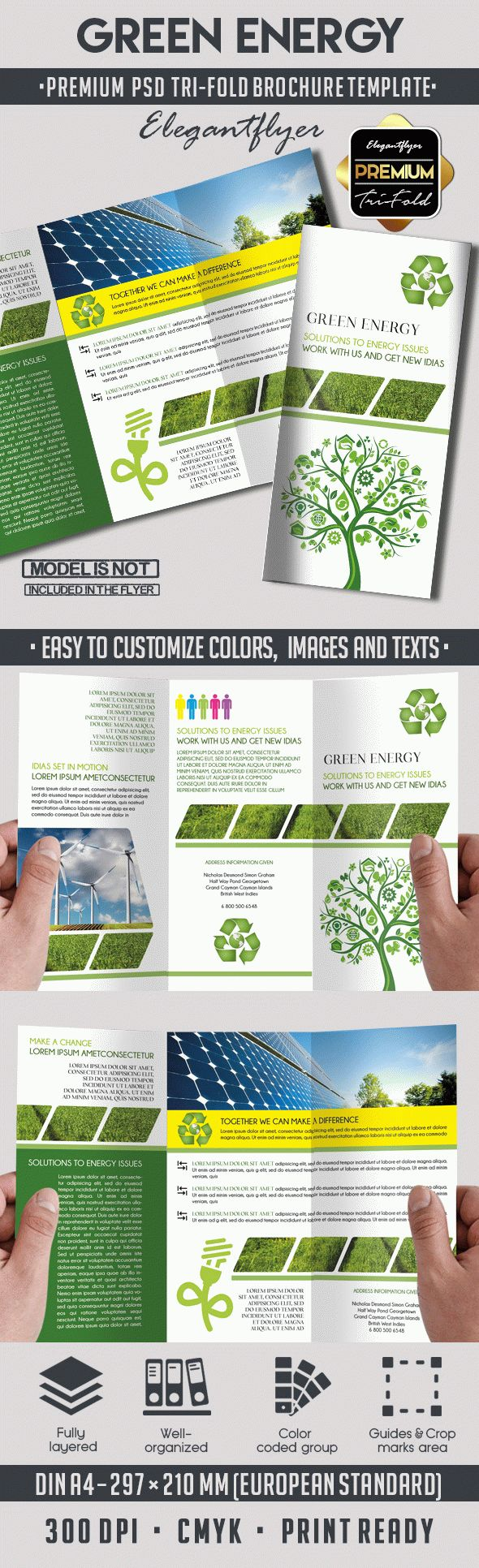 Design Brochure for Green Energy