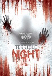 Terrible Night – Flyer PSD Template + Facebook Cover