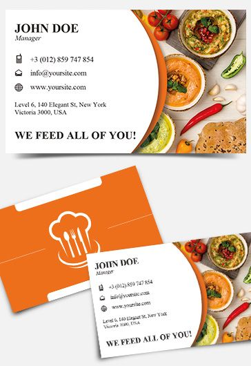 Fast Food Menu – Free Flyer PSD Template + Facebook Cover