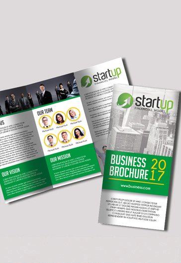 free psd for business brochure  u2013 by elegantflyer