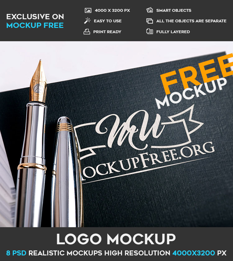 35 FREE PSD creative mockups for business and entertainment!