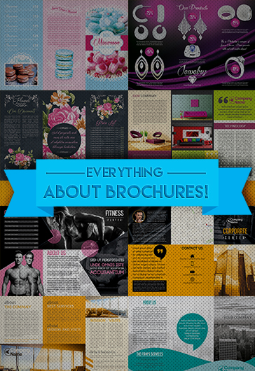 Everything about Brochures!