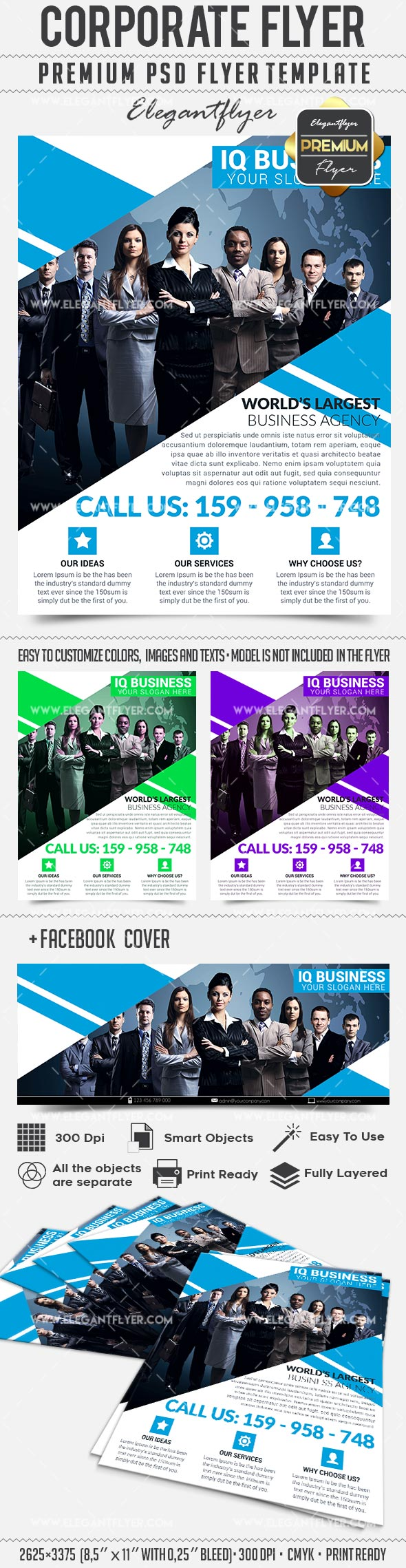 Corporate flyer business flyer psd template facebook cover corporate flyer business flyer psd template facebook cover pronofoot35fo Image collections
