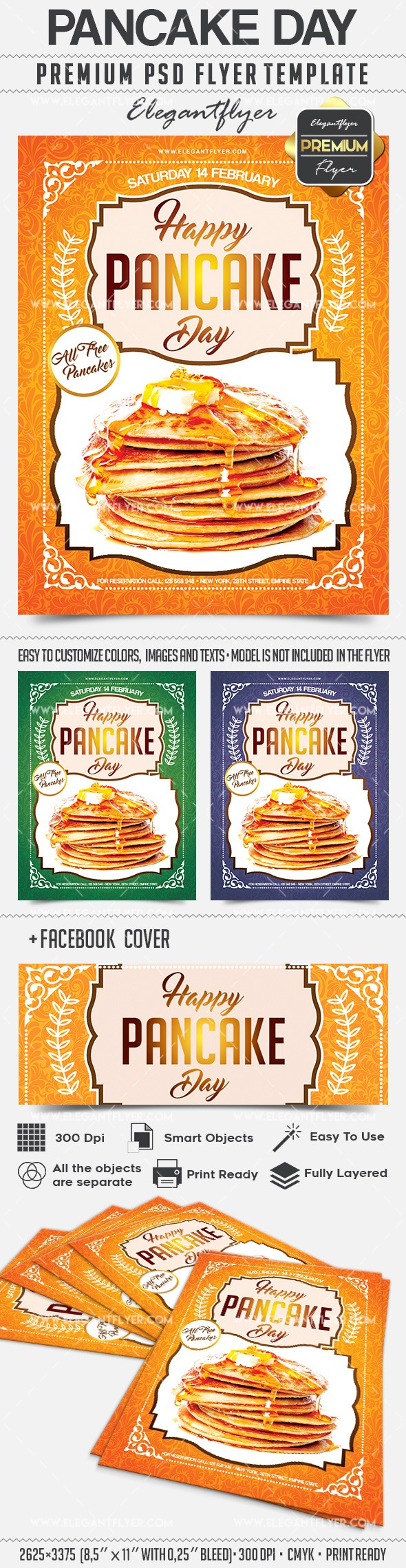 pancake day flyer psd template facebook cover by elegantflyer pancake day flyer psd template facebook cover