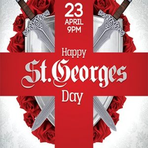 Smallpreview_Happy_St_Georges_Day_flyer_psd_template_facebook_cover