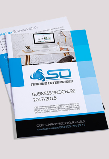 bi fold brochure template - free bi fold brochure for multipurpose by elegantflyer