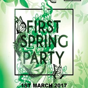 Smallpreview_First_Spring_Party_flyer_psd_template_facebook_cover