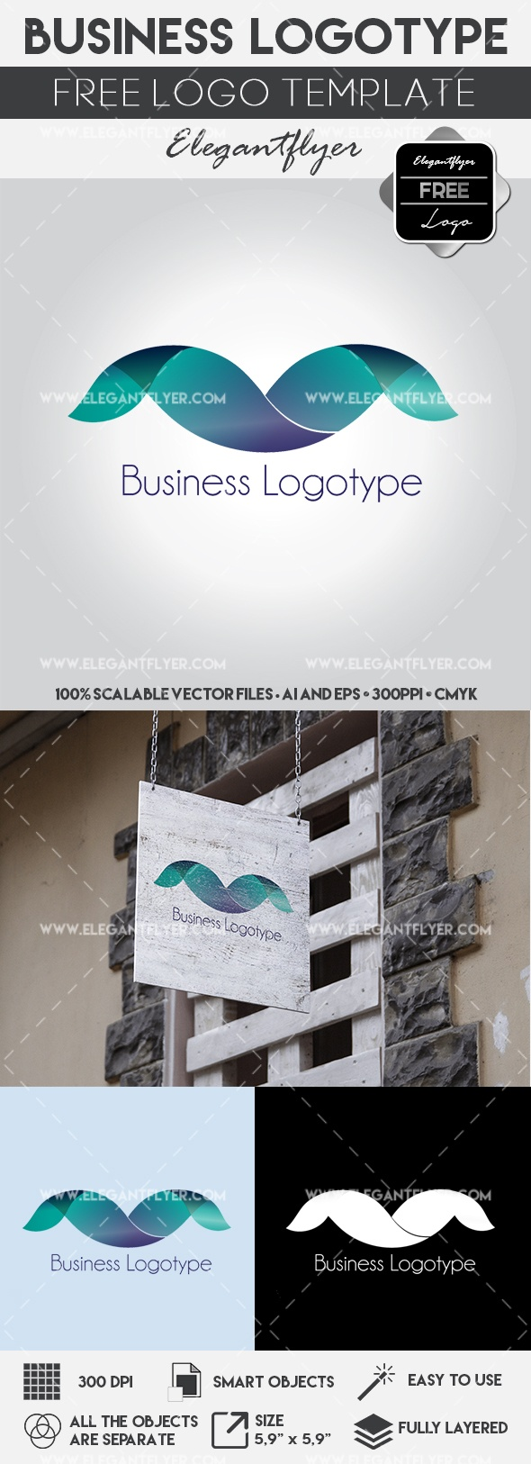 Template for Business Continuity Logo