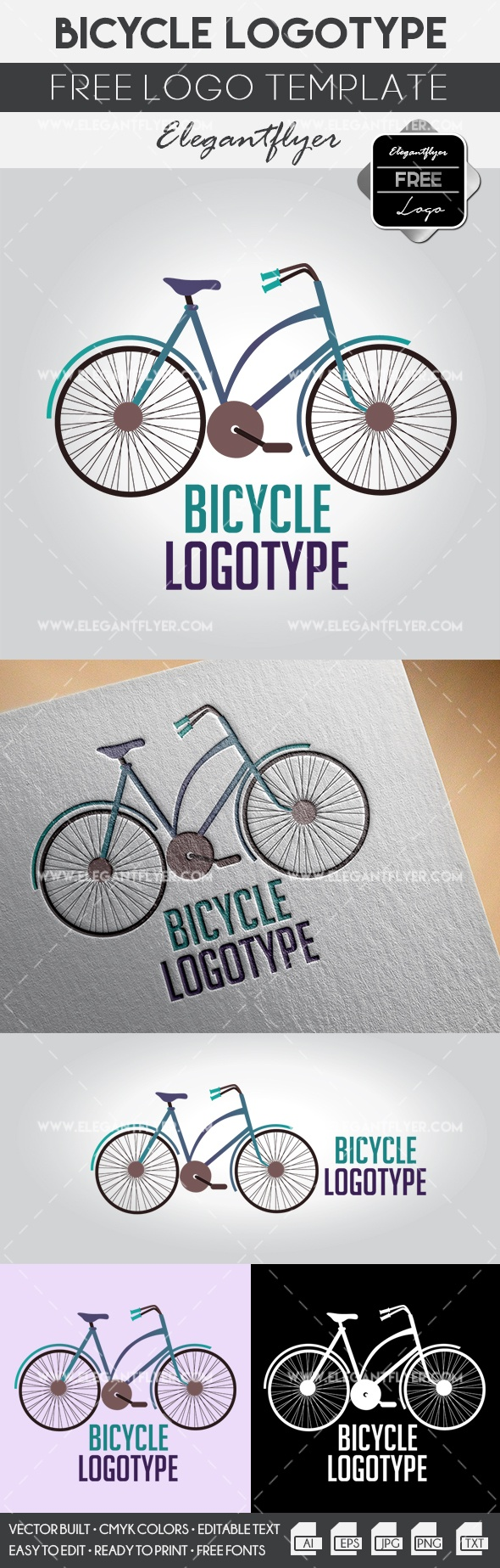 Bicycle – Free Logo Templates