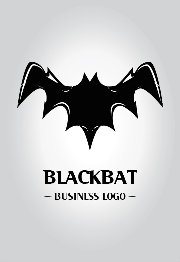 Blackbat Business – Free Logo Template