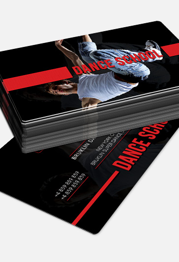 Music School – Tri-Fold Brochure PSD Template