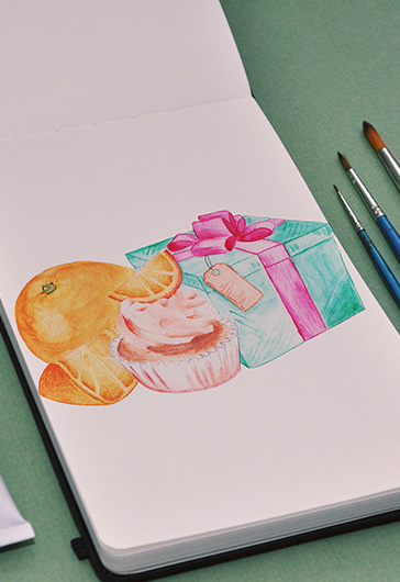 Gift Box – Premium Stock Illustration