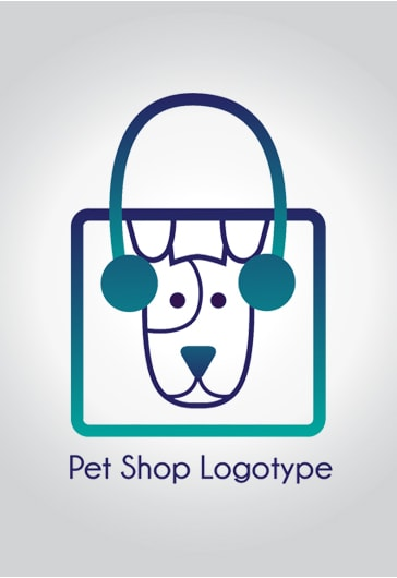 Pet Shop – Free Logo Templates